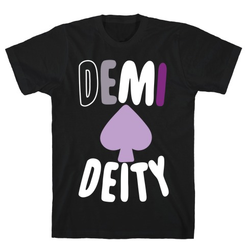 Demi Deity Mens T-Shirt
