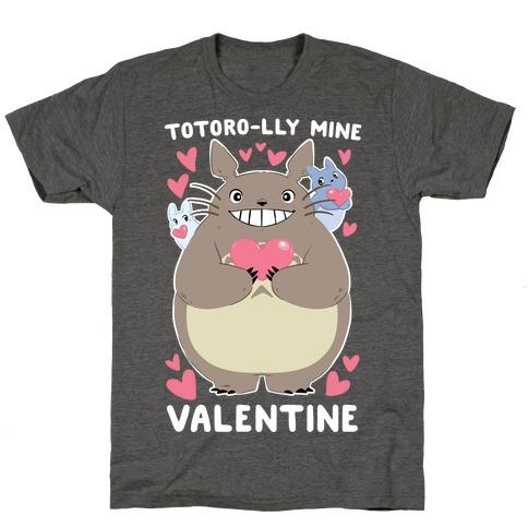Totoro-lly Mine, Valentine T-Shirt