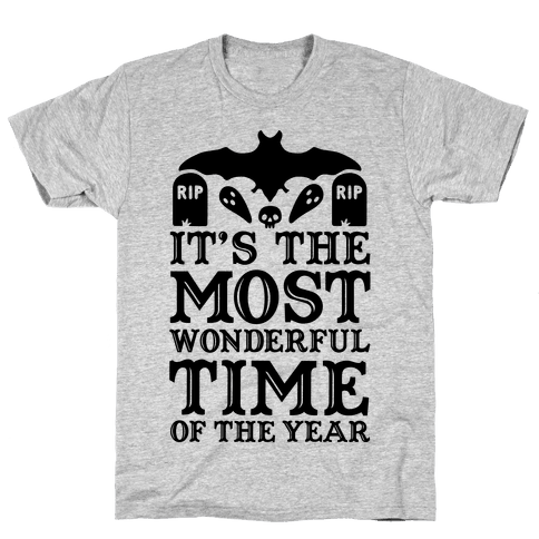 It's the Most Wonderful Time Of The Year Mens T-Shirt