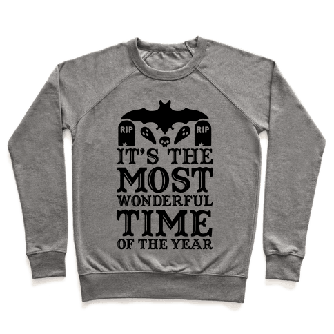 It's the Most Wonderful Time Of The Year Pullover