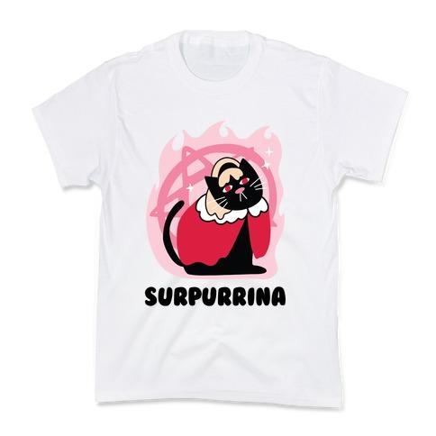 Surpurrina Kids T-Shirt