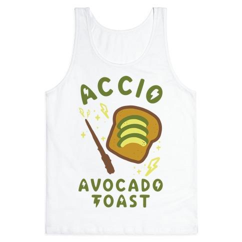 Accio Avocado Toast Tank Top