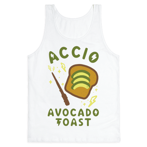Accio Avocado Toast Tank Top