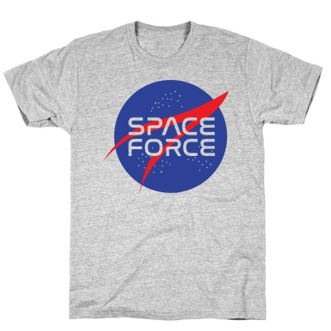 Space Force Parody T-Shirt