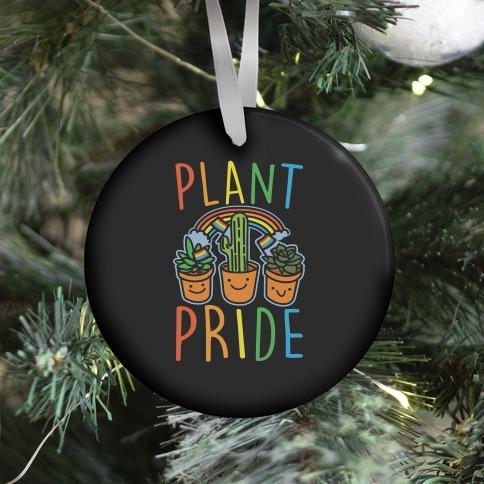 Plant Pride Ornament