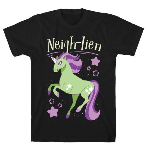 Neigh-lien  T-Shirt