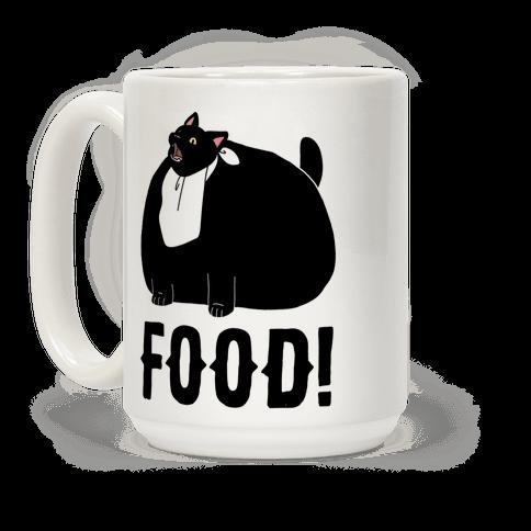 Food - Salem Mug