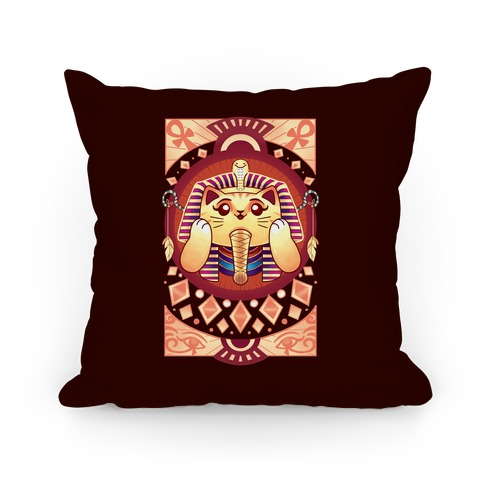Tutankhamewn Pillow