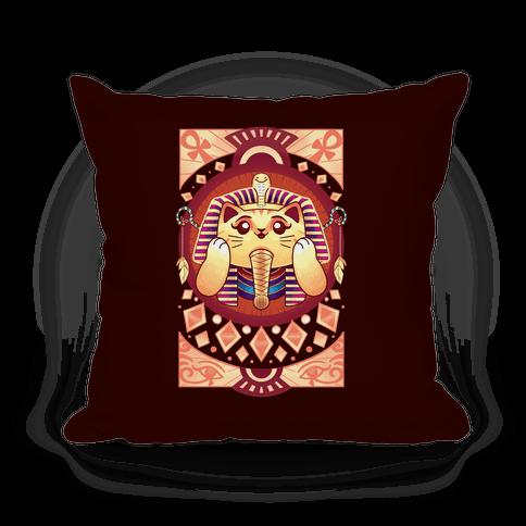 Tutankhamewn Pillow