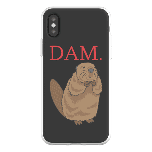 DAM. Parody Phone Flexi-Case
