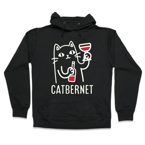 Catbernet Hooded Sweatshirt