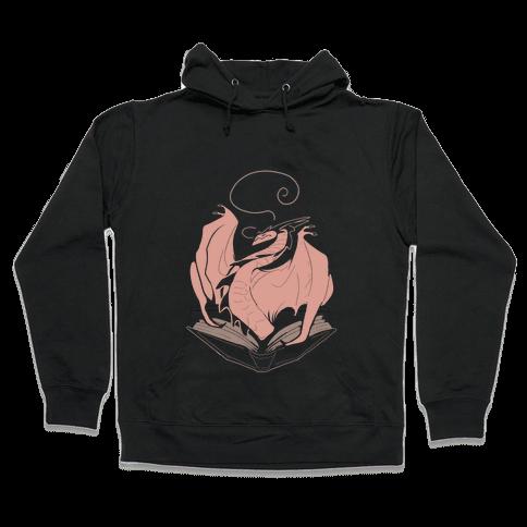 Turning Fantasy Into Reality Hooded Sweatshirt