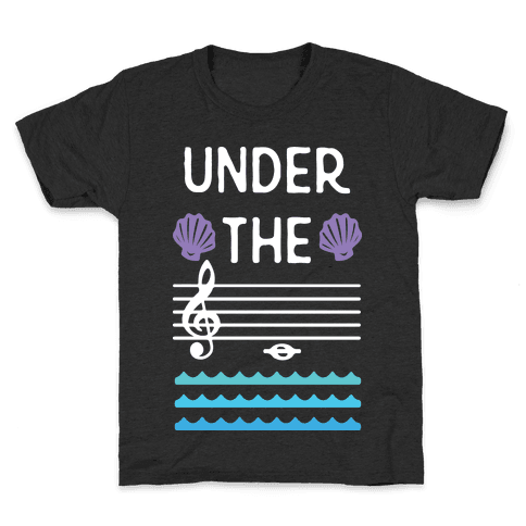 Under The C Kids T-Shirt