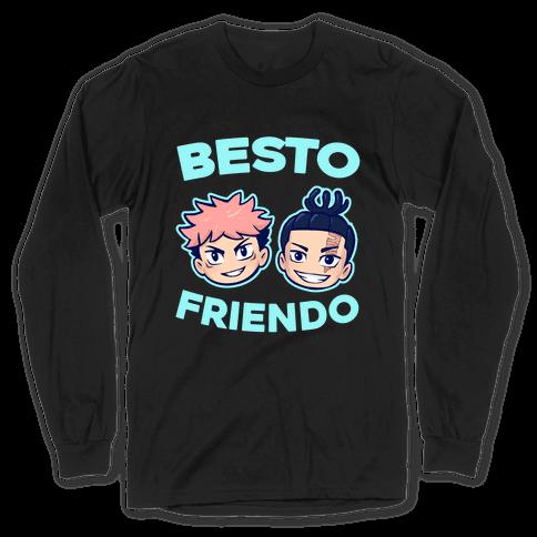 Besto Friendo Long Sleeve T-Shirt