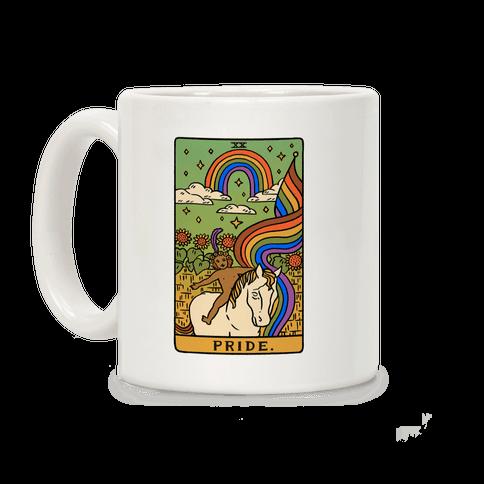 Pride Tarot Coffee Mug