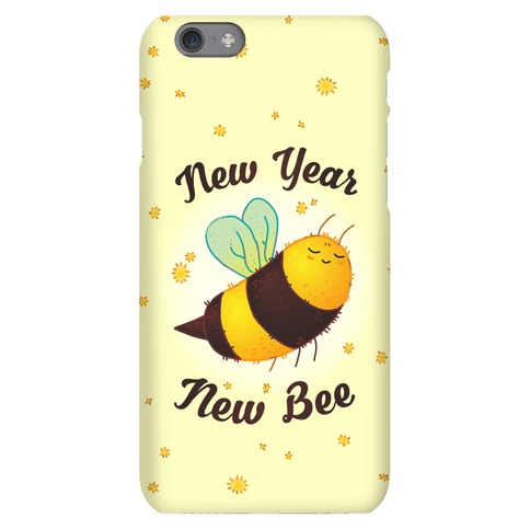 New Year New Bee Phone Case