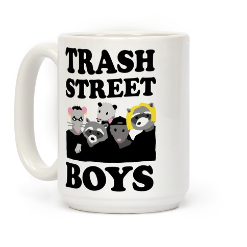 Trash Street Boys Coffee Mug