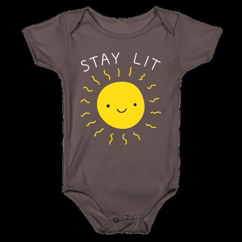 Stay Lit Sun Baby One-Piece