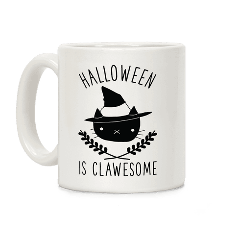 Halloween is Clawesome