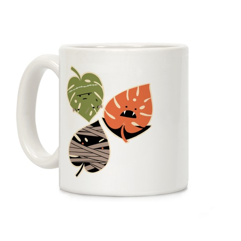 Classic Monstera Monsters Coffee Mug