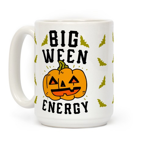 Big Ween Energy Coffee Mug