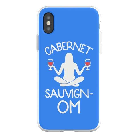 Cabernet Sauvign-OM Phone Flexi-Case