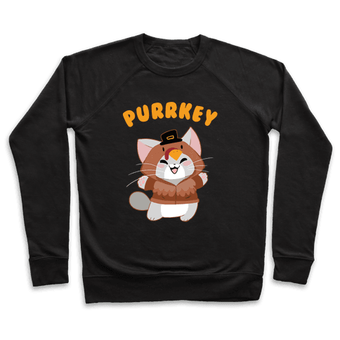 Purrkey Pullover