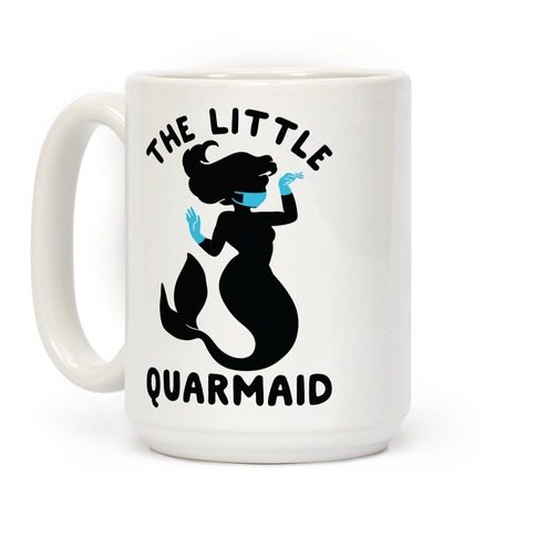The Little Quarmaid  Coffee Mug