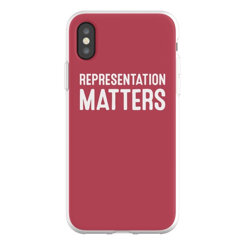 Representation Matters Phone Flexi-Case