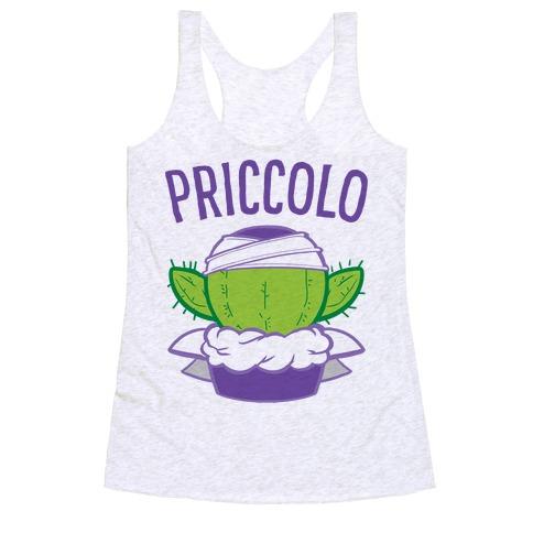 Priccolo Racerback Tank Top