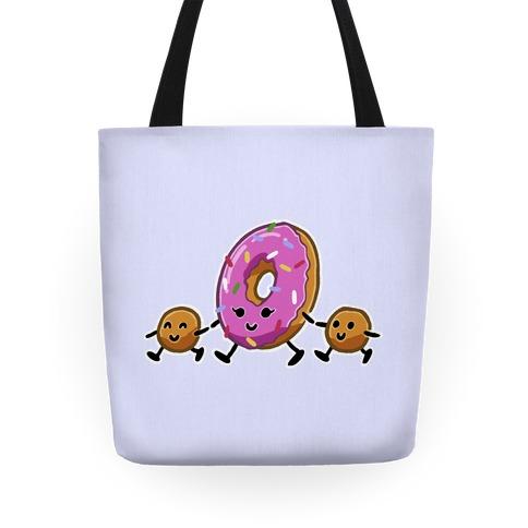Donut Mom Tote