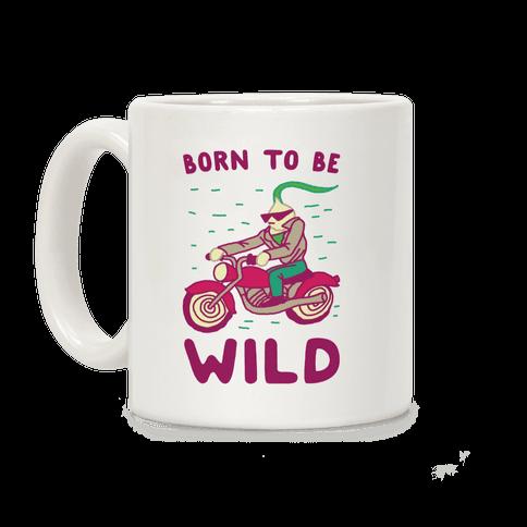 Born to be Wild Onion Coffee Mug
