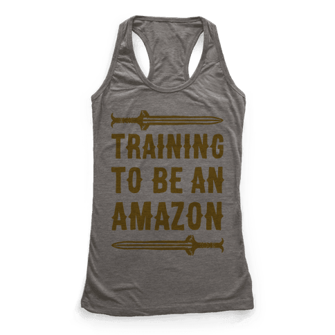 Training To Be An Amazon Parody