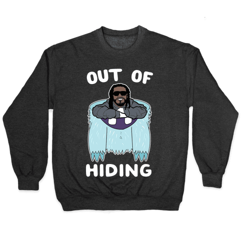Out Of Hiding Pullover