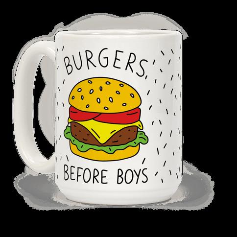Burgers Before Boys
