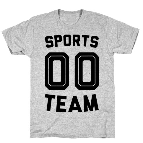 Sports 00 Team T-Shirt