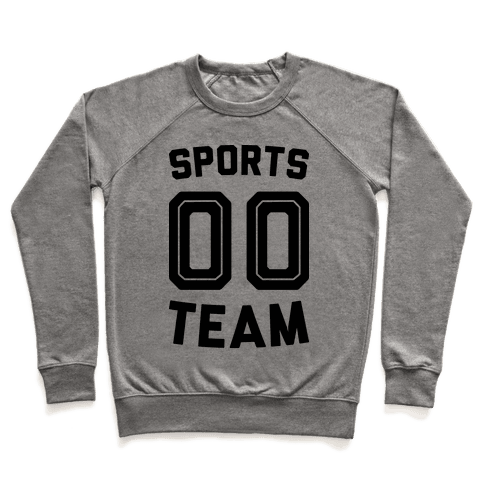 Sports 00 Team Pullover
