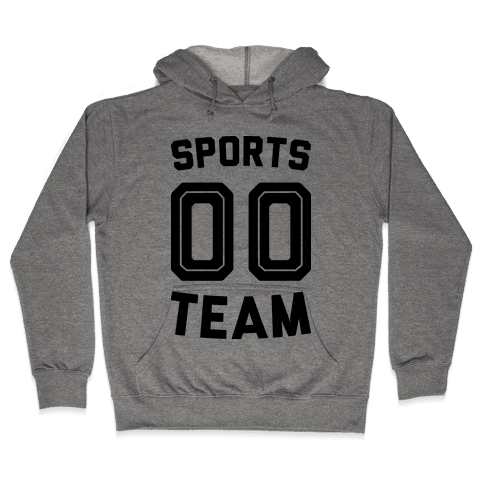Sports 00 Team Hooded Sweatshirt