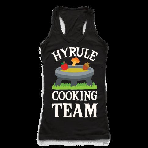 Hyrule Cooking Team