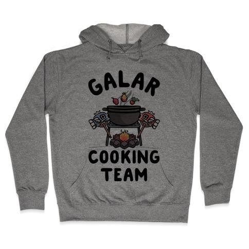 Galar Cooking Team Hooded Sweatshirt