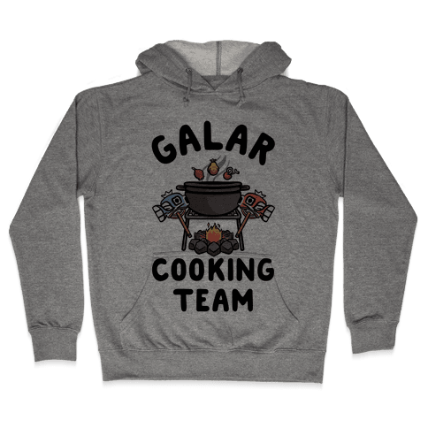 Galar Cooking Team Hooded Sweatshirt