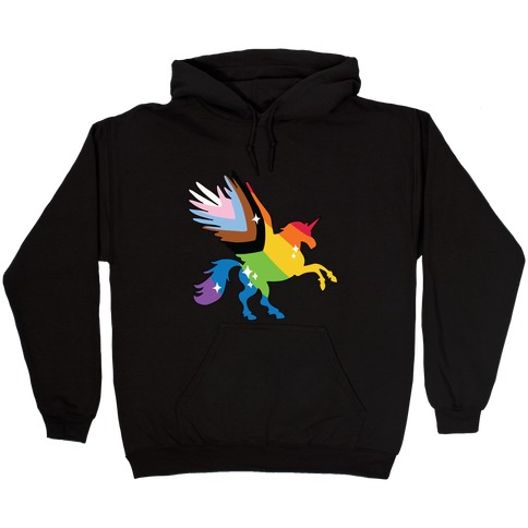 PegaSIS! Hooded Sweatshirt