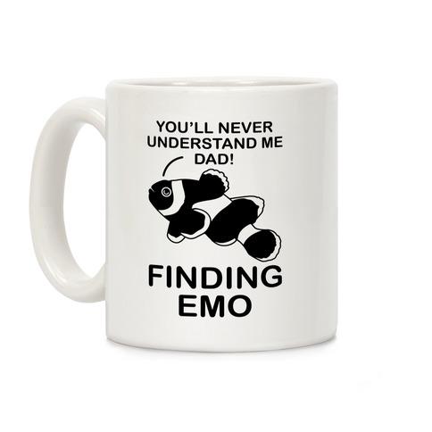 Finding Emo Coffee Mug