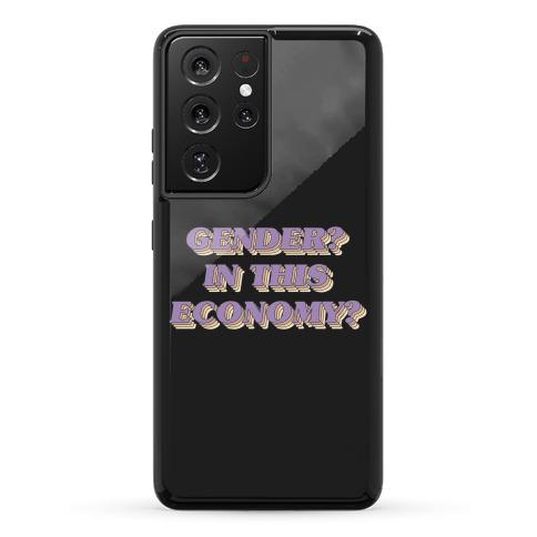 Gender? In This Economy? Phone Case