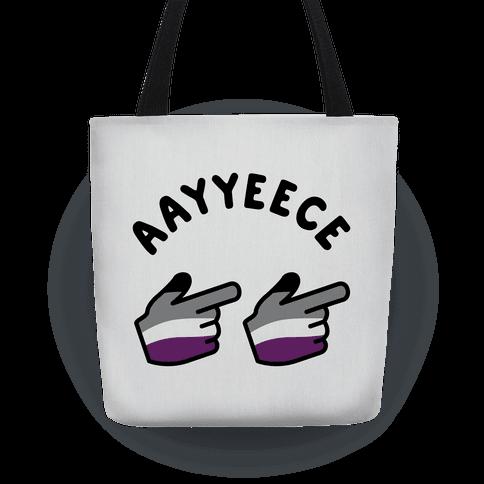Aayyeece Tote