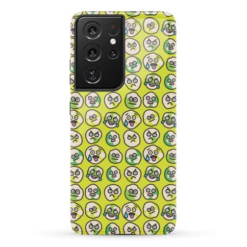Wasabi Peas Pattern Phone Case