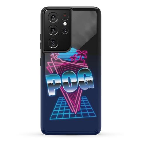 Retro Pog Phone Case