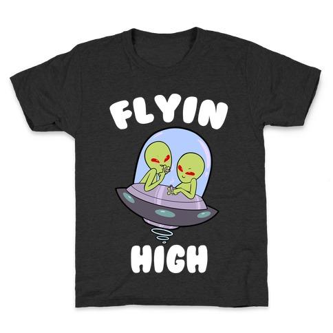 Flyin' High Kids T-Shirt