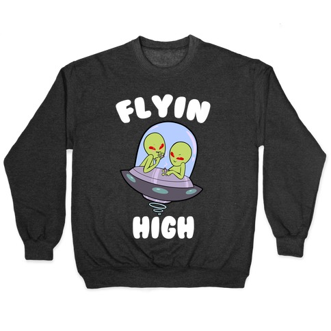 Flyin' High Pullover
