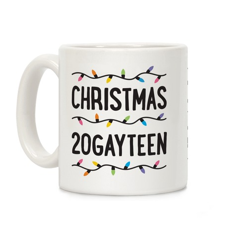 Christmas 20GAYTEEN Coffee Mug